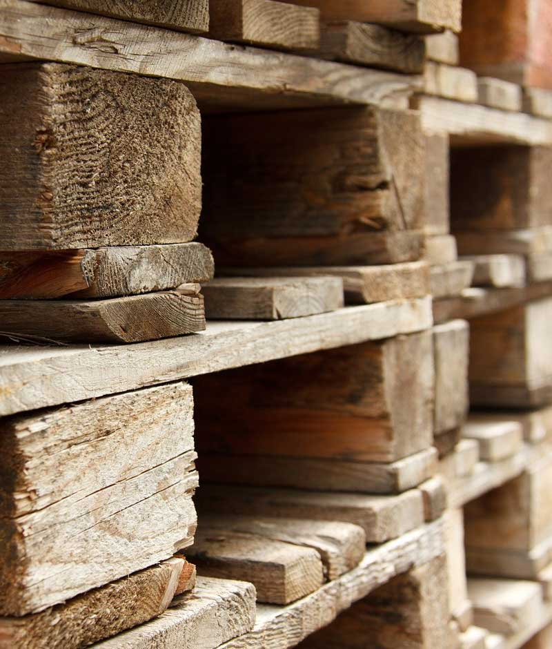 Photo of pallets